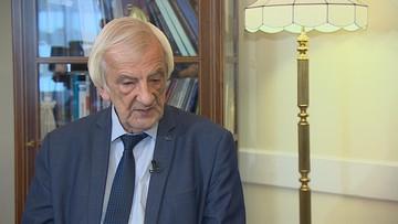 2021-10-16 Wicemarszałek Sejmu Ryszard Terlecki przeszedł poważną operację