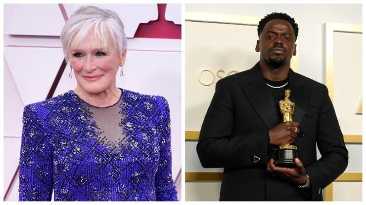Oscary 2021. Twerk Glenn Close, Daniel Kaluuya naraził się swojej mamie