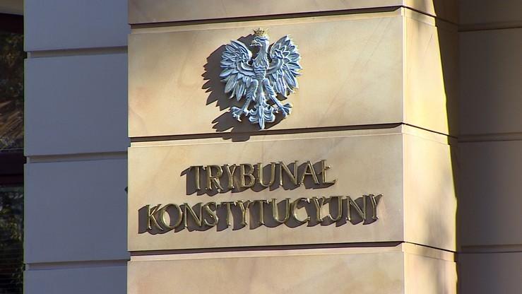 Jest projekt zmian w Konstytucji dotyczących TK. Wygasza kadencję wszystkich sędziów