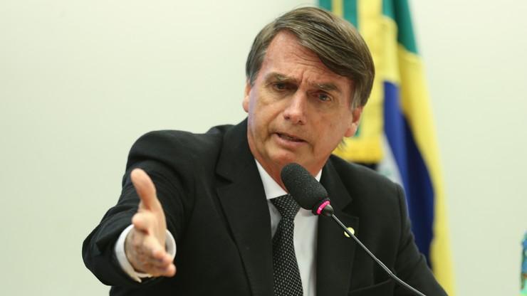"""Prezydent Brazylii miał w USA otrzymać tytuł """"Człowieka Roku"""". Sponsorzy imprezy się wycofali"""