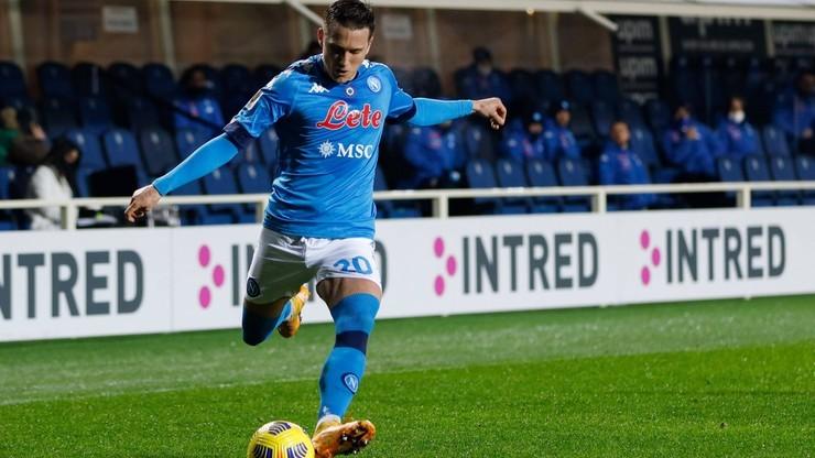 Serie A: Piotr Zieliński może zagrać w sobotę z Crotone