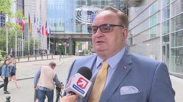 """""""Spuściliśmy łomot Koalicji Europejskiej"""". Saryusz-Wolski dla Polsat News"""