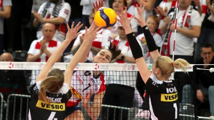 Siatkarska Liga Mistrzyń: Oba mecze 1. rundy eliminacji z udziałem ŁKS w Łodzi
