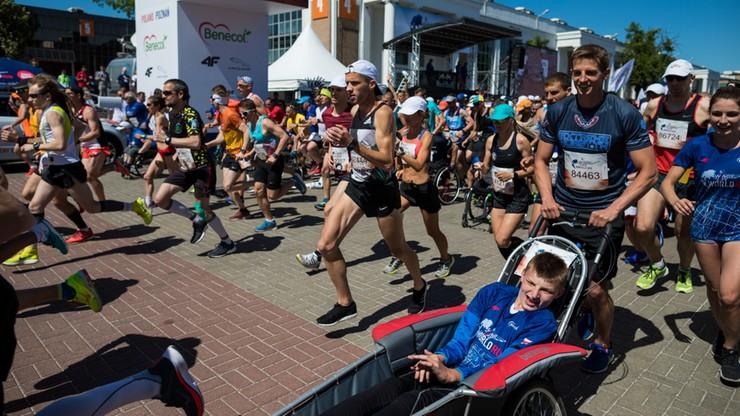 Wings For Life World Run: Paduszyńska i Nożyński wygrali w Poznaniu