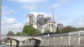 """Miliarderzy obiecywali miliony na odbudowę Notre Dame. """"Nie wpłacili ani grosza"""""""