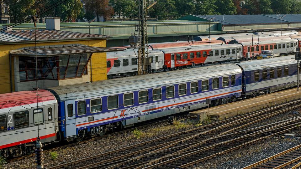 Większość wagonów sypialnych PKP Intercity pamięta jeszcze PRL