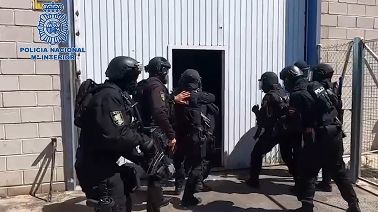 Hiszpania. Jeden z największych mafiosów narkotykowych Europy zatrzymany