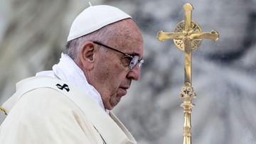 Papież mówił w Boże Ciało o poświęcaniu się dla innych
