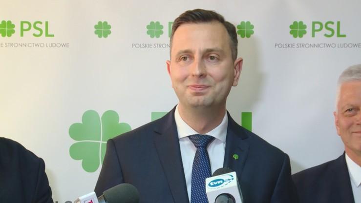 """Nieoficjalnie: Kosiniak-Kamysz, Bartoszewski, Biernacki, Pasławska """"jedynkami"""" PSL"""