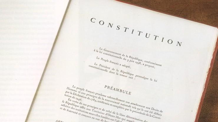 """Francuska konstytucja nadrzędna nad prawem UE. """"Szanują swoją suwerenność"""""""