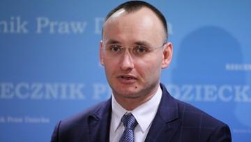 Rzecznik Praw Obywatelskich pogratulował Trzaskowskiemu deklaracji LGBT+