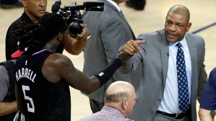NBA: Nowy amulet trenera pomógł w zwycięstwie Los Angeles Clippers?