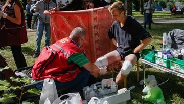 Szefowa KE: potrzebne są sankcje dla naruszających prawa człowieka na Białorusi