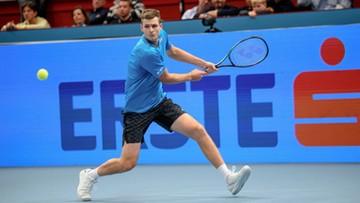 ATP w Wiedniu: Do trzech razy sztuka. Andy Murray lepszy od Huberta Hurkacza