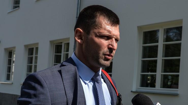 Propozycja Szymona Kołeckiego: będę kontrolerem sztangistów