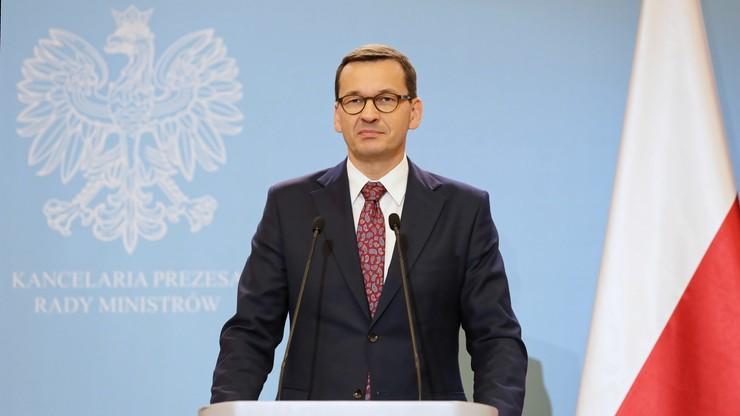 Premier na czele rankingu zaufania do polityków. Niższa lokata Beaty Szydło