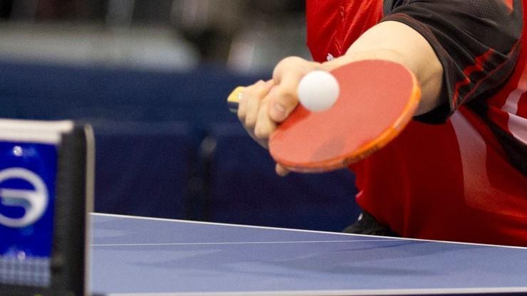 Challenge Series w tenisie stołowym: Tylko Grzybowska-Franc w 1/16 finału