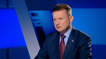 """Prezydenci z PO chcą tworzyć getta w swoich miastach - szef MSWiA w """"Gościu Wydarzeń"""""""