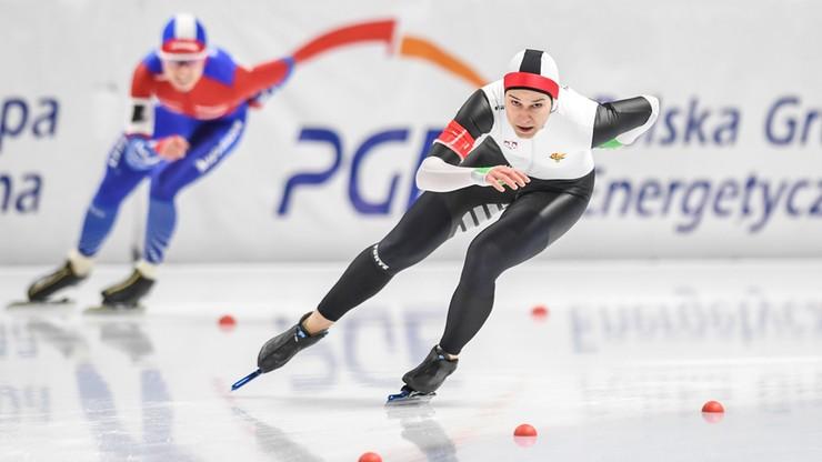 PŚ w łyżwiarstwie szybkim: Walka o kwalifikacje na mistrzostwa świata