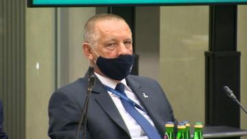 Banaś chce odwołania wiceprezesa NIK. Pisma do marszałek Sejmu i prokuratury