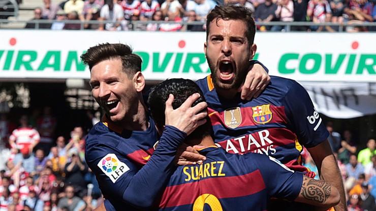 FC Barcelona sprzedała najwięcej koszulek w sezonie 2015/16