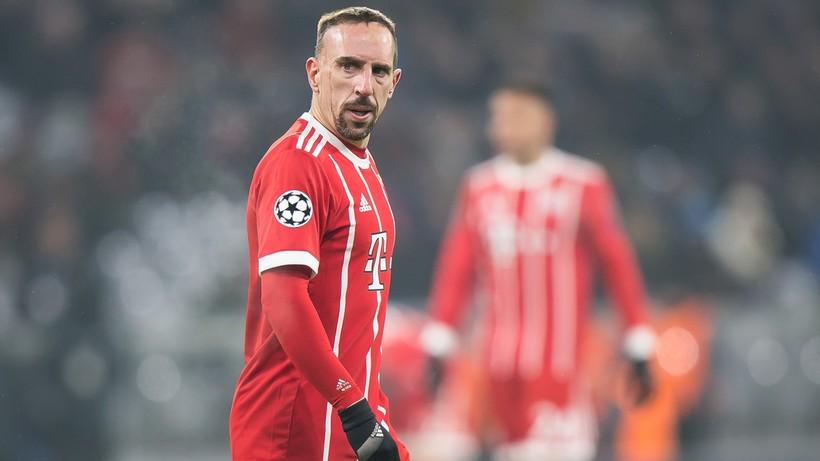 Media: Franck Ribery zostanie zawodnikiem Salernitany