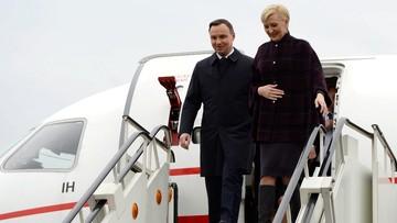 Prezydent Duda z oficjalną wizytą w Słowenii