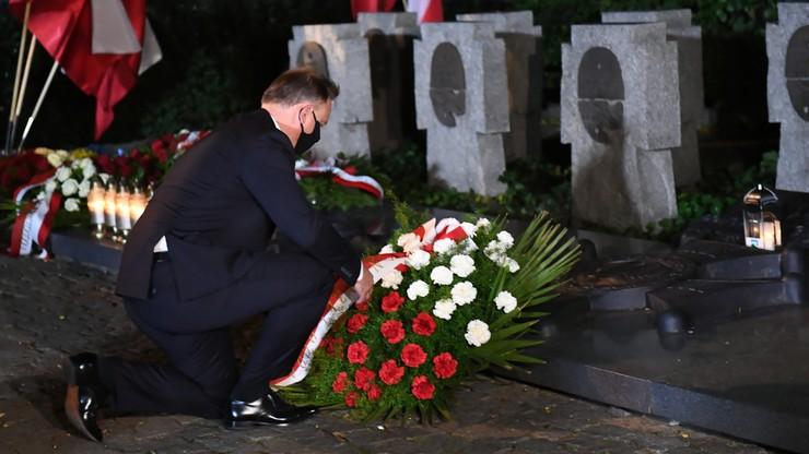 Westerplatte. Prezydent: 81 lat temu wybuchła wojna przeciw Polsce
