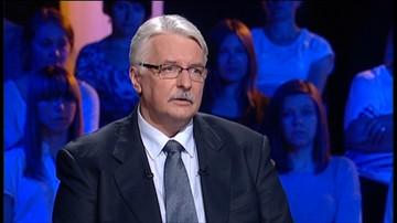 Waszczykowski: Brexit nie zaszkodzi NATO