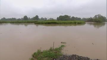 Pogotowie przeciwpowodziowe na Śląsku. Wody przekroczyły stan alarmowy