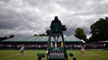 Wimbledon: najmniej kibiców od 2007 roku