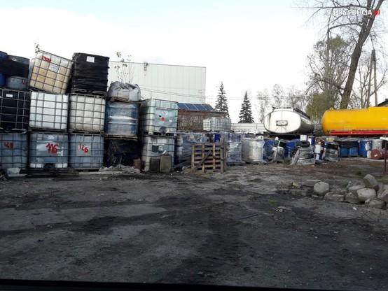 Przestępcy znaleźli nowy sposób na pozbywanie się odpadów
