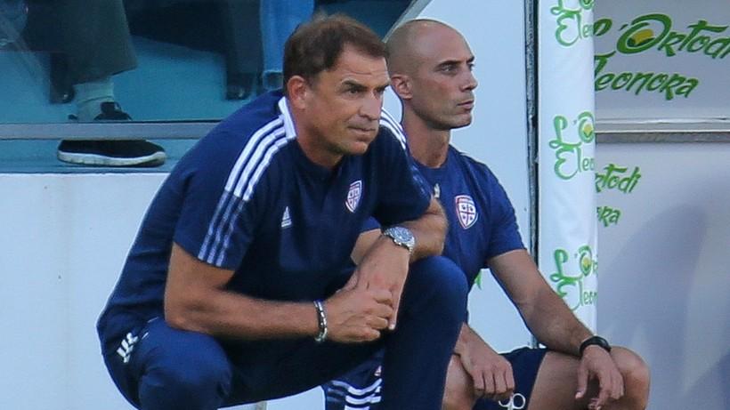 Leonardo Semplici nie jest już trenerem Cagliari