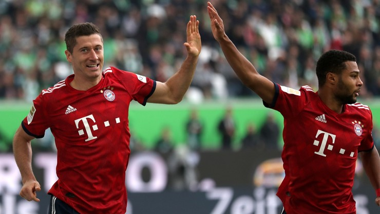 Bundesliga: przełamanie Lewandowskiego i Bayernu; asysta Piszczka