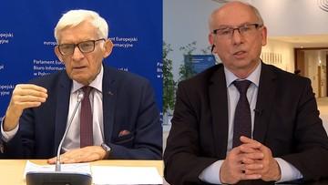 """Szczerba: Jerzy Buzek i Janusz Lewandowski """"jedynkami"""" Koalicji Europejskiej do PE"""