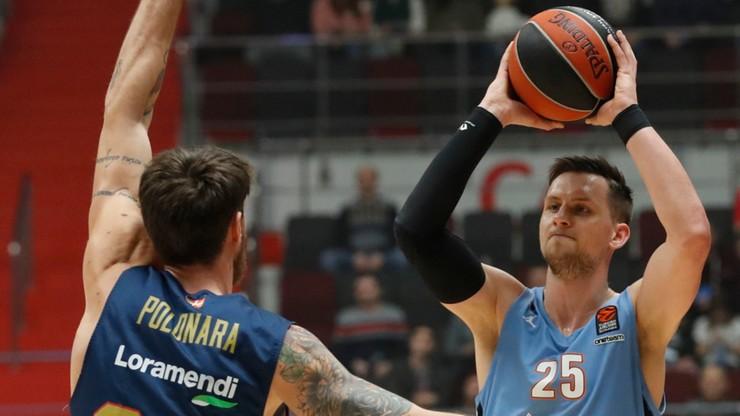 Euroliga: Udany występ Ponitki, Zenit wygrał z Baskonią