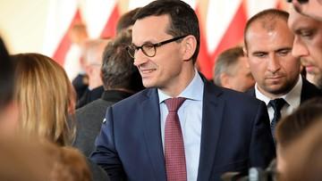 """Suski: doniesienia o umowie Morawiecki-Timmermans ws. zmian w Sądzie Najwyższym to """"fake news"""""""