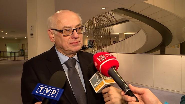 Krasnodębski: część europosłów PO deklaruje, że głosowała za moją kandydaturą