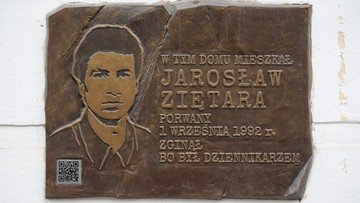 """25 lat od zaginięcia Jarosława Ziętary. """"Rano wyszedł do pracy"""""""
