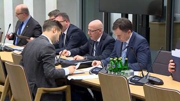 """Wniosek o wotum nieufności dla Ziobry. Burzliwie na komisji. """"Manipulacji nie sposób zliczyć"""""""