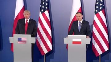 """""""Duda i Morawiecki bez wstępu"""" do Białego Domu. PiS zaprzecza"""