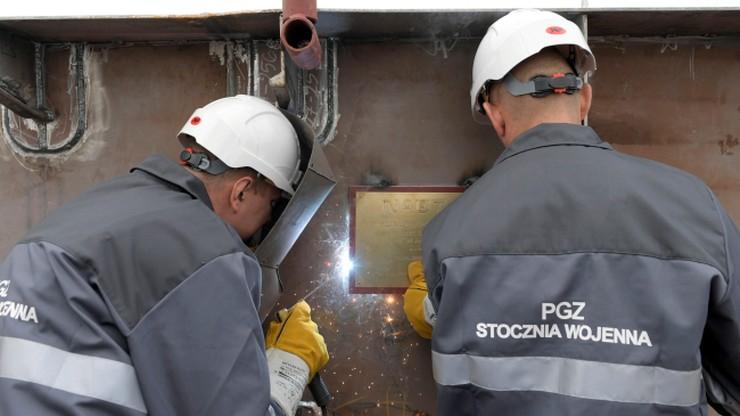 Polskie stocznie budują okręt dla szwedzkiej Marynarki Wojennej