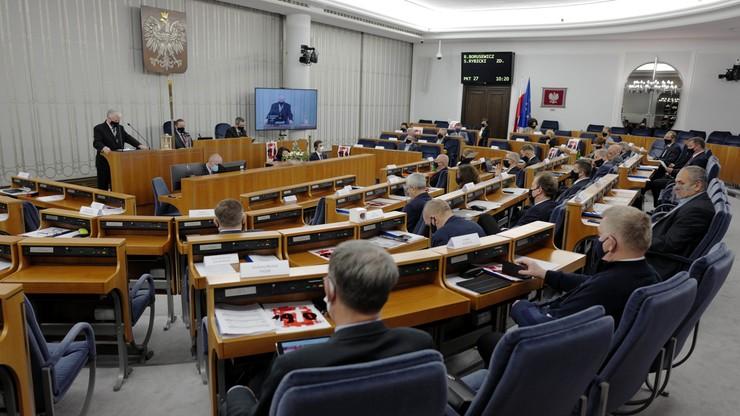 Senat odrzucił Ustawę o działach. Nowelizacja wraca do Sejmu