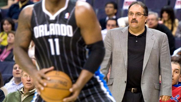 NBA: Stan Van Gundy nowym trenerem koszykarzy New Orleans Pelicans