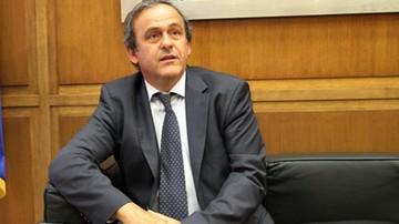 Afera FIFA: wyrok w sprawie Platiniego w poniedziałek