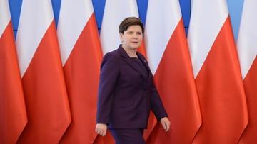 Szydło ws. słów Timmermansa: polski rząd jest i będzie otwarty na dialog
