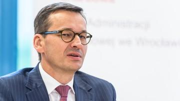 Morawiecki: nowość w systemie emerytalnym. Pracownicze programy kapitałowe już za dwa lata