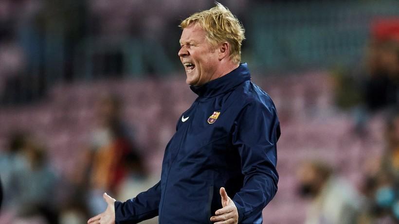 Media: Koeman na wylocie. Pięciu kandydatów na trenera FC Barcelona