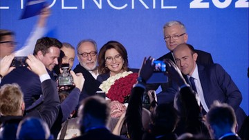 Platforma Obywatelska wybrała kandydata na prezydenta