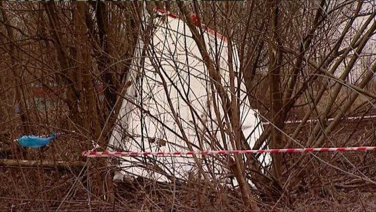 Próbki z ekshumacji i sekcji ofiar katastrofy smoleńskiej w irlandzkim instytucie badawczym